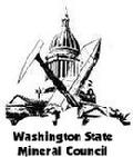 Washington State Mineral Council badge