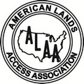 American Lands Access Association logo