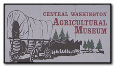 Central Washington Ag Museum sign