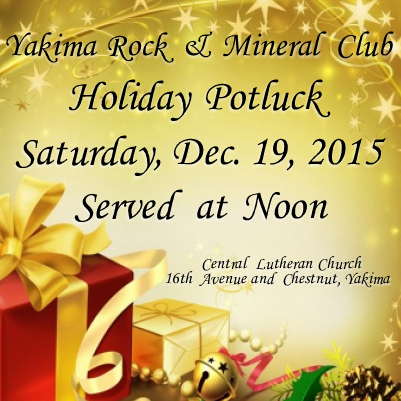 Holiday Potluck 2015