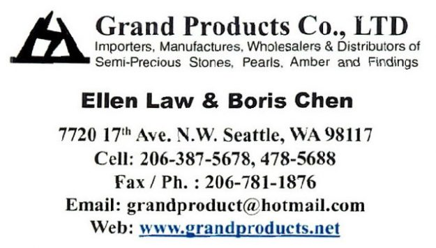 image of Grand Products Co. bc
