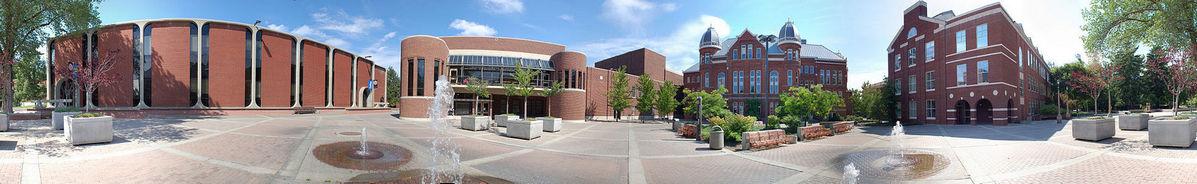 image of central washington university